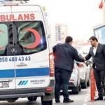 VIP araç gibi yolcu taşıyan ambulans şoförü hakkında karar!
