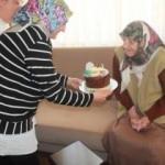 Leman nine 105. yaş gününü kutladı