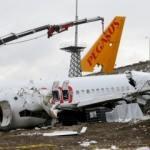 Pistten çıkan uçak soruşturmasında yeni gelişme!