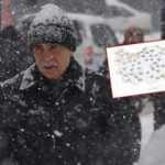 Kar yağışı ne kadar sürecek? Okullar yarın da tatil edildi