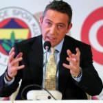 Ali Koç'tan futbolculara sert sözler!