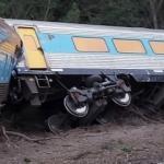 Avustralya'da tren kazası! 2 ölü