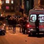 Beyoğlu'nda sokak ortasında silahlı saldırı: 1'i ağır, 2 yaralı