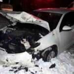 Bitlis'te feci kaza: 2 ölü 3 yaralı