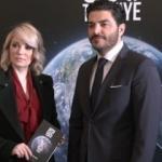 Ebru Şallı'nın eşi Uğur Akkuş'un 'Süper Güç Türkiye' kitabı okuyucuyla buluştu