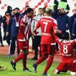 Sivasspor'un gol sevinci sosyal medyayı salladı!