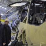 Orman yangınlarıyla mücadelede yerli helikopter