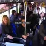 Otobüs şoförü 1 günde fenalaşan 2 yolcuyu hastaneye yetiştirdi
