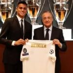 Real Madrid 18'lik yıldızını dünyaya tanıttı!