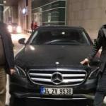 Sigorta şirketi peşinde düştü! Araba Gürcistan'da bulundu