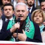 Yıldırım: Yolları böleriz, Türkiye'yi böldürmeyiz