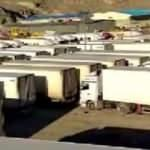 300 Türk şoför günlerdir sınır kapısında bekliyor