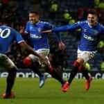 Glasgow Rangers Avrupa Ligi'nde son 16'da!