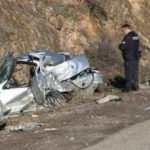Ankara'da acı kaza! Merve öldü, babası yaralandı
