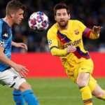Barcelona İtalya'dan avantajla çıktı