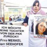 Almanya'da evlat nöbeti başlattı! Kızımı istiyorum