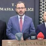 """Bakan Kasapoğlu: """"Yarınların şampiyonlarını yetiştireceğiz"""""""