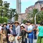 İstanbul'a gelen turist sayısı yüzde 10 arttı