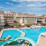 Otellerin doluluk oranı ocak ayında yüzde 61,9'a yükseldi