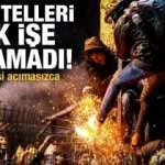 Yunanistan sınırında hareketli anlar