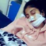 Bakan Koca duyurdu: Kronik akciğer hastası Rojin Ankara'ya getirildi