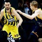 Fenerbahçe Beko Rusya'dan eli boş döndü!
