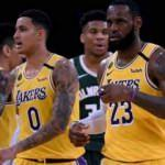 Liderlerin mücadelesinde kazanan Los Angeles Lakers