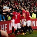 Manchester derbisinde gülen taraf: Kırmızılar!