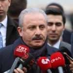 Meclis'teki kavgayla ilgili TBMM Başkanı Şentop'tan yorum