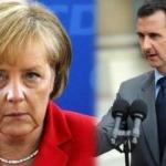 Operasyon başlatıldıktan sonra Esed'den ilk Türkiye çıkışı! Bir açıklama da Merkel'den