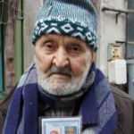 100 yaşındaki Sabri dededen acı haber