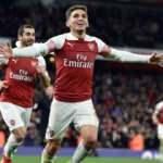 Arsenal'da Torreira sezonu kapattı