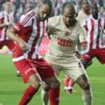 Fernando, Antalyaspor maçında yok!
