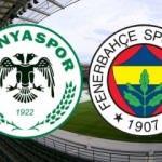 Konyaspor Fenerbahçe maçı ne zaman saat kaçta? Muhtemel 11'ler belli oldu!