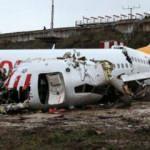 Sabiha Gökçen'deki uçak kazasının ön raporu hazır