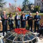 TBMM'de 15 Temmuz Anıtı açıldı