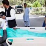 Afganistan'da 50'ye yakın hasta karantinadan kaçtı!