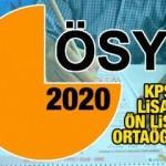 2020 KPSS ortaöğretim, ön lisans ve lisans sınavları ertelendi mi? KPSS sınav tarihleri...
