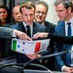 Macron'u dehşete düşüren koronavirüs raporu!