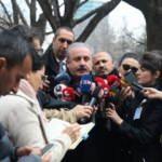 Son dakika haberi: Mustafa Şentop iddialara cevap verdi!
