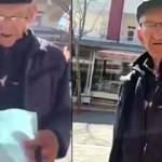 Yasağa uymayan yaşlı adama 392 lira ceza