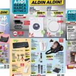 A101 2 Nisan aktüel kataloğu | Yüzlerce üründe düşük fiyatlar!