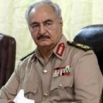 Hafter'in Sirte Karargahı Komutanı Tümgeneral Salim Diryak ve yardımcısı öldürüldü