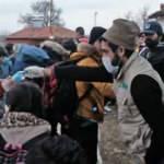 İHH'dan Edirne'deki sığınmacılara insani yardım