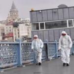 İstanbul Valisi Yerlikaya'dan koronavirüsle mücadele açıklaması