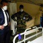 Fransa ölüyor: Koronavirüsten can kaybı 1995