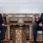Rusya Savunma Bakanı Şoygu, Suriye'de Esad ile görüştü