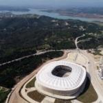 33 bin kişilik dev stadyumda sona gelindi