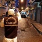 Fatih'te 3 katlı binada çıkan yangında bir kişi hayatını kaybetti