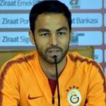 Galatasaraylı futbolcuların alkış alan yardımı